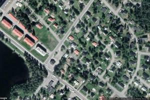 Huset på Gamla Landsvägen 39 i Arvidsjaur sålt för andra gången på kort tid