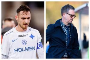 """Chansar inte med Wahlqvist: """"Inte här av säkerhetsskäl"""""""