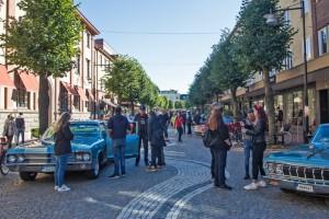 """Mullrande folkfest när """"Motorstopp"""" intog Katrineholm"""