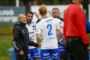 """IFK Luleå föll mot seriesuveränen: """"Det grämer en lite"""""""