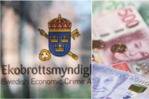 Nordupplänning misstänkt för brott i konkurshärva