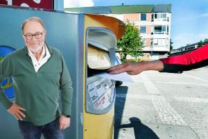 Berndt Tiberg: Vad ska vi med Posten till?