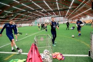 """Mittfältaren och IFK är överens: """"Positiv känsla"""""""
