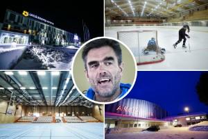 Luleå kommun redo att öppna sina idrottsanläggningar