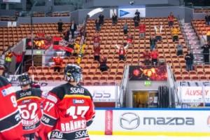 Så mycket har supportrarna skänkt till Luleå Hockey