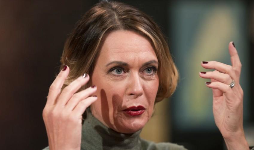 Inger Ljung Olsson drabbad av stroke