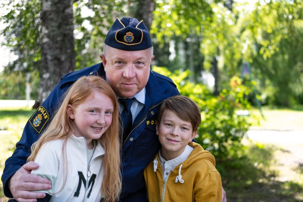 Kjellsson regisserar serie som spelas in i Norrbotten