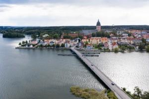"""Så lockar Strängnäs till sig nya invånare: """"Folk tittar på Strängnäs ändå"""""""