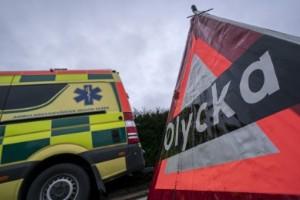 Man påkörd av bil i Eskilstuna – avled av skadorna