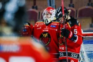 Perfekt hemmahelg – Luleå Hockey/MSSK vann toppmötet