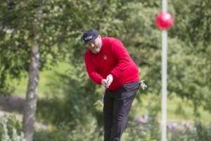 Stort intresse när Motala golfvecka drog igång