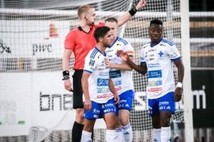 Direktsändning: IFK Berga - IFK Luleå