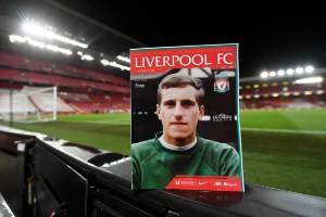 Magisk tegelvägg förvandlade mig till Liverpools ikon