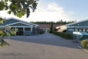 Inbrott upptäckt på Skogshagaskolan