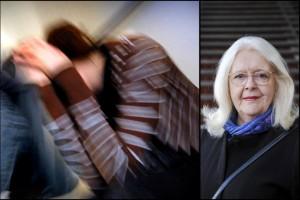 """Siffrorna avslöjar: Våldet mot kvinnor ökar i Norrbotten • """"Barnen har ofta sett det"""""""