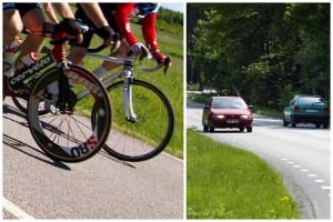 """Påkörda cyklisterna var ute på träningsrunda: """"Otäckt"""""""