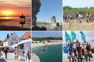 Hitta allt som händer på Gotland