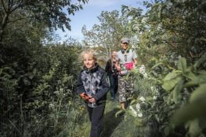 Bildextra: Hittaut lockade familj att utforska Öregrund