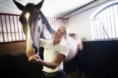 """Emelie Brolin: """"Hoppas på kvaltävlingar för unghästar"""""""