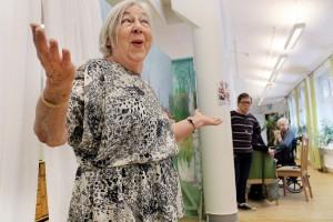 Britt-Ingrid Stockfelt var en aktiv medborgar