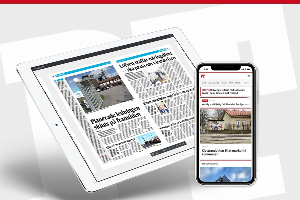 piteå tidning mobil