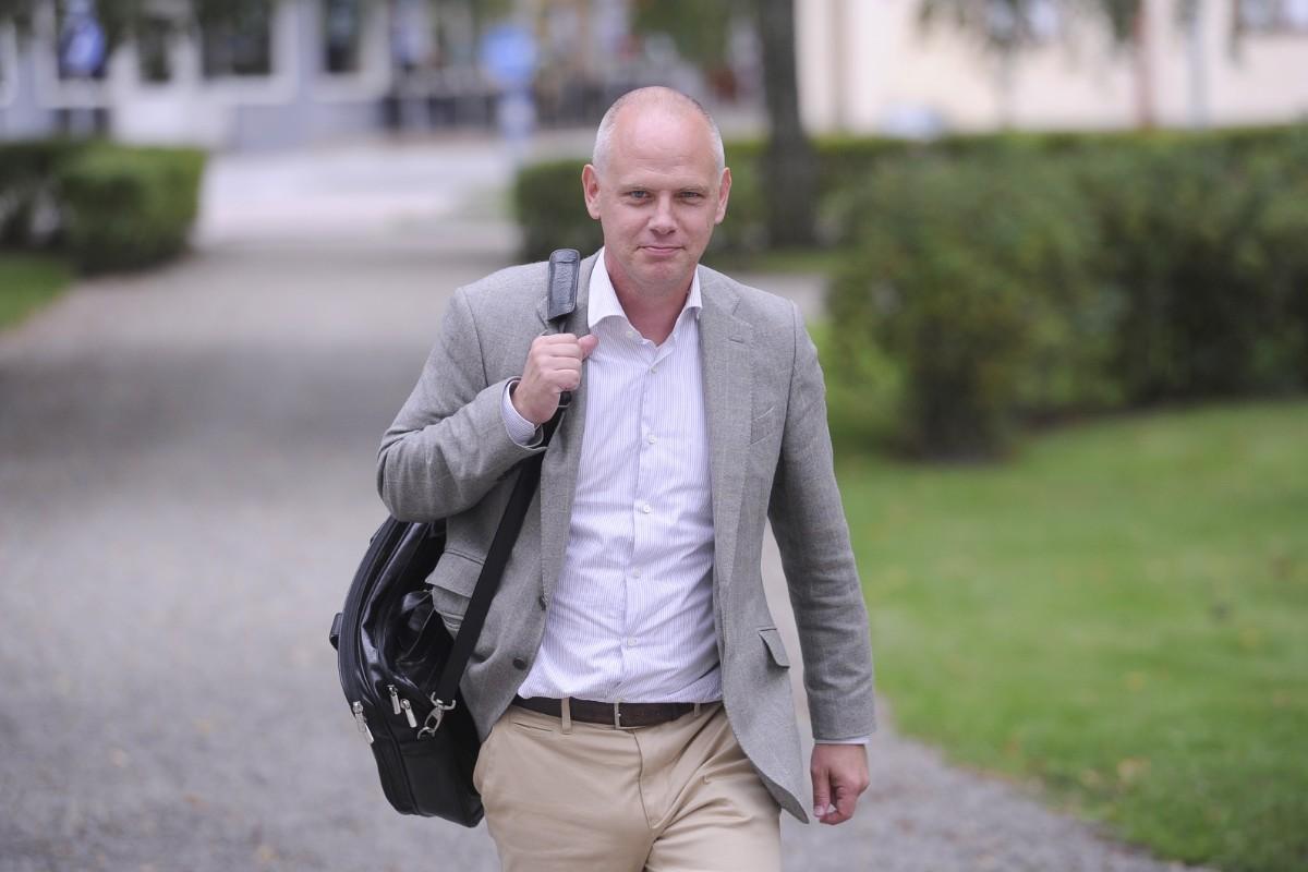Urban Granström (S): Skavsta klarar sig utan Ryanair