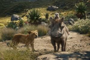 """""""Lejonkungen"""" mest sedda biofilmen 2019"""